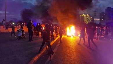 صورة إصـ.ـابة أكثر من 200 شخص في احتـ.ـجاجات طرابلس لبنان
