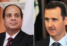 صورة تحول مفاجئ في موقف السيسي تجاه نظام الأسد، بعد أيام من اتفاق المصالحة الخليجية