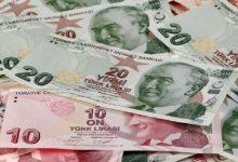 صورة تحسن نسبي لسعر صرف الليرة التركية مقابل العملات الأجنبية