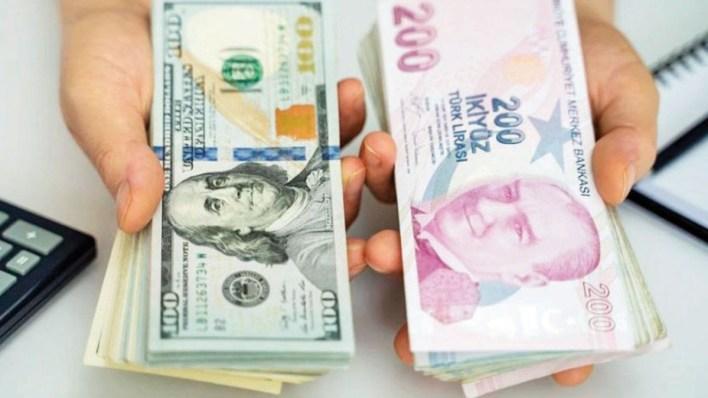 16000ش - تحسن نسبي لسعر صرف الليرة التركية مقابل العملات الأجنبية