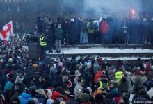 صورة مظـ.ـاهرات روسيا.. اعتـ.ـقال المتـ.ـظاهرين واستنفار أمني