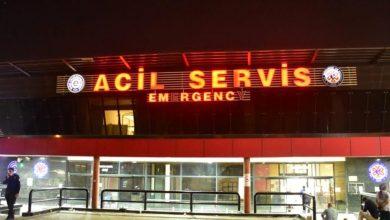 صورة شاهد كيف هرب الباترون التركي من المستشفى بعد أن علم باصابة العامل السوري الذي فقد يده اثناء العمل