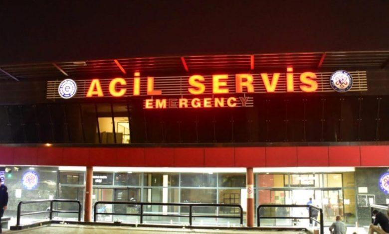 170648 1050x525 1 - شاهد كيف هرب الباترون التركي من المستشفى بعد أن علم باصابة العامل السوري الذي فقد يده اثناء العمل