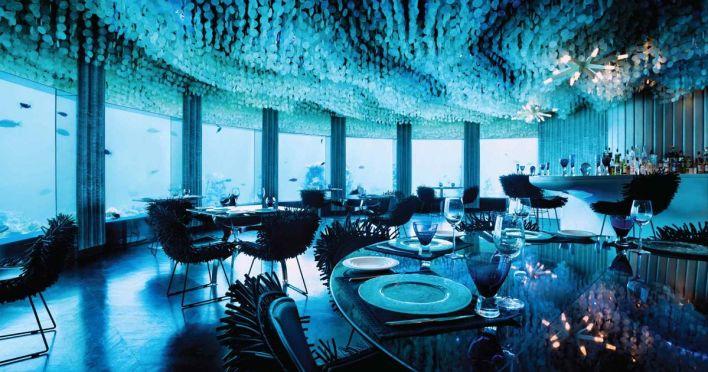 2 4 - للراغبين بتجربة فريدة - قائمة بأغرب المطاعم وأكثرها إثارة للاهتمام في العالم