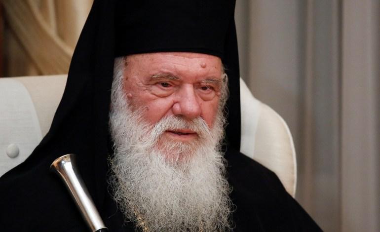 2018 11 06T000000Z 775454281 RC1E80F1F220 RTRMADP 3 GREECE CHURCH - قال إن الإسلام ليس ديـ.ـناً.. رئيس الأساقفة اليـ.ـونانيين يهـ.ـاجم الإسـ.ـلام وأول دولة تلقنه درساً قاسياً