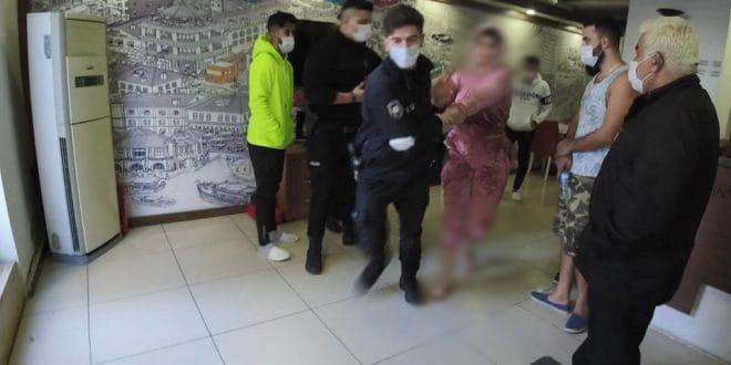 WhatsApp Image 2021 01 25 at 12.33.29 AM - مغربية تكـ.ـسر أساس غرفة فندق في اسطنبول بعد شـ.ـجار مع صديقها والشرطة تعتـ.ـقلها بصـ.ـعوبة