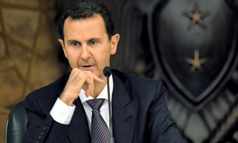 انتخابات نظـ.ـام الأسد
