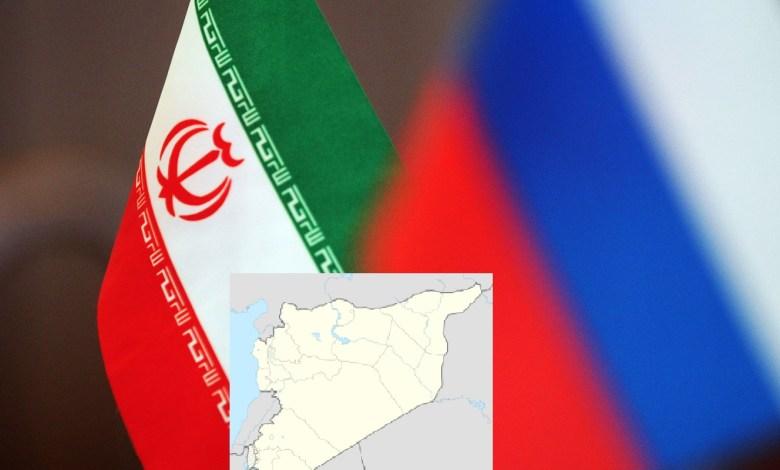 نوايا روسيا تجاه إيران
