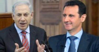 و الاسد 300x158 - طلب إسرائيلي مقدم للإدارة الأمريكية بشأن مستقبل بشار الأسد والوضع في سوريا.. مصادر تتحدث..