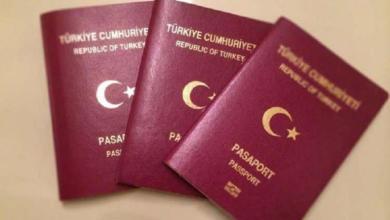 صورة الجنسية التركية.. إعادة بعض الملفات التي تمت إزالتها..