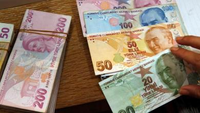 صورة شاهد سعر صرف الليرة التركية والليرة السورية اليوم