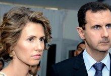 صورة الرئـ.ـاسة السورية تعلن.. إصـ.ـابة بشار الأسد وزوجته بفيروس كورونا