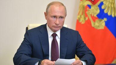 صورة طموحات الرئيس الروسي في منطقة الشرق الأوسط.. وخطـ.ـة جديدة تتلخص بالسيـ.ـطرة على مناطق استراتيجية في سوريا