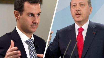 سوريا وتركيا