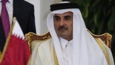 300x169 - شاهد.. موقف قطر بشأن عودة النظام السوري إلى الجامعة العربية