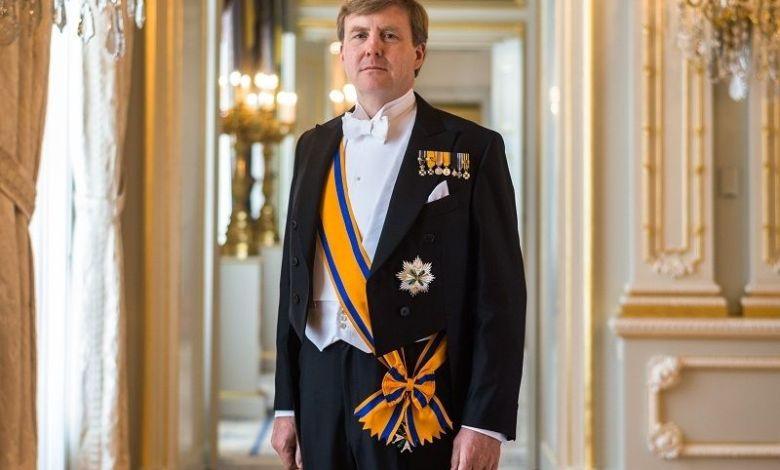 رسالة إلى ملك هولندا
