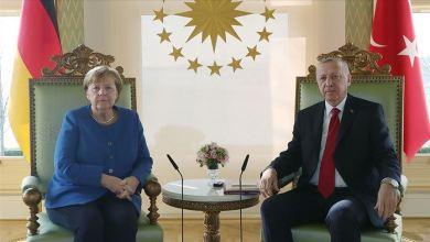 صورة تصريح عاجل من ميركل.. وتحرك أوروبي مفاجئ تجاه تركيا