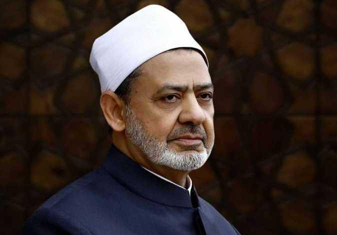 """1006774 0 - شيخ الأزهر """"أحمد الطيب"""" قلق من تصاعد الأنشطة العدائية ضد المسلمين بأوروبا...... وهذا ما قاله"""