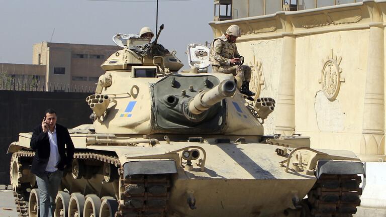"""صورة """"هيومن رايتس ووتش"""" توجه اتهامات للقوات المسلحة المصرية"""