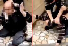 صورة بالفيديو.. لحظة القبـ.ـض على مواطن تركي يحـ.ـاول الإعـ.ـتداء على طفلـ.ـة بعمر 10 سنوات داخل المسجد في بورصة