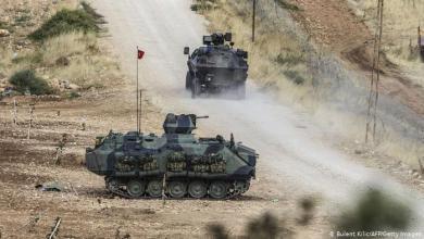 صورة وزارة الداخلية التركية تعلن عن بدء هجــ.ــوم عسكــ.ــري