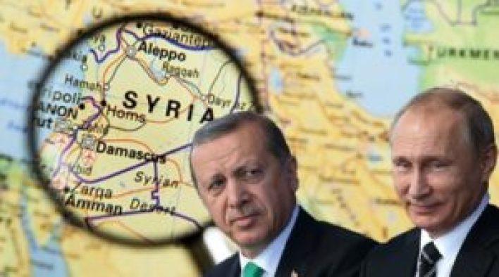 تركيا سوريا 300x167 - عاجل.. قوات الأمن التركية تلقي القـ.ـبض على 16 مواطن بتهـ.ـمة التمويل لداعش