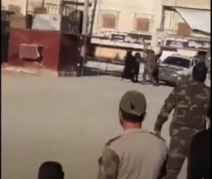 الشاشة 2021 04 02 201341 300x254 - فيديو.. سيدتان تم ضبـ .ـطهما بإحدى نقاط قوات الجيش التركي محملتين بأحزمة ناسـ .ـفة بمدينة عفرين