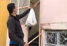 صورة شاهد بالصور منظمة الihh تبدأ بتوزيع معونات غذائية في هذه الولايات