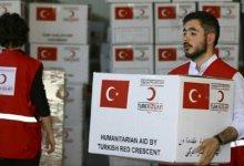 صورة منظمة الهلال الأحمر تعلن عن تقديم مساعدات لمليون شخص ومن بينهم السوريين..إليك التفاصيل