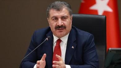 صورة وزير الصحة التركي: تراجع سرعة انتشار العدوى.. فهل ستكون نهاية الحظر