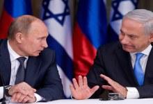 صورة الكشف عن طلب تقدمت به روسيا لإسرائيل للقـ.ـبول بهـ.ـدنة في سوريا.. إليكم التفاصيل
