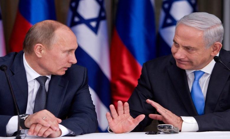 اسرائيل روسيا