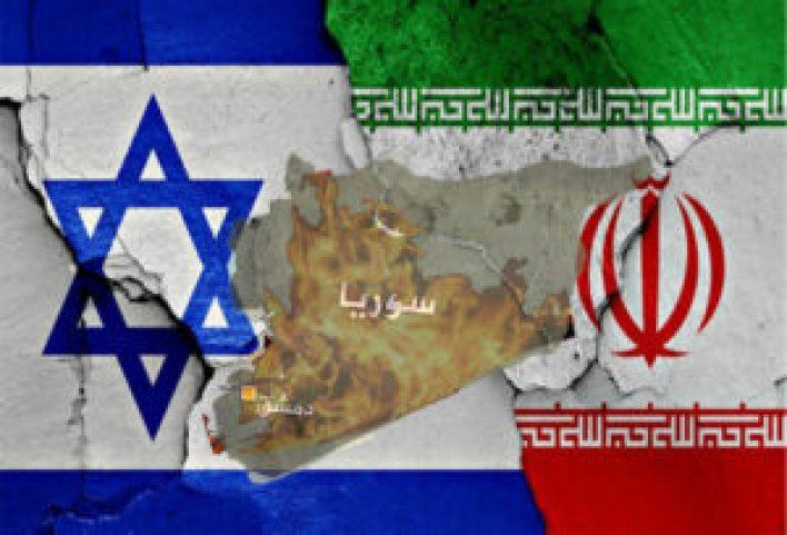 سوريا ايران 300x204 - مصدر إسرائيلي يتحدث عن مشروع سيــ.ــاسي يؤسس لمرحلة جديدة وتغيرات كبرى