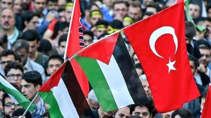 تركيا فلسطين