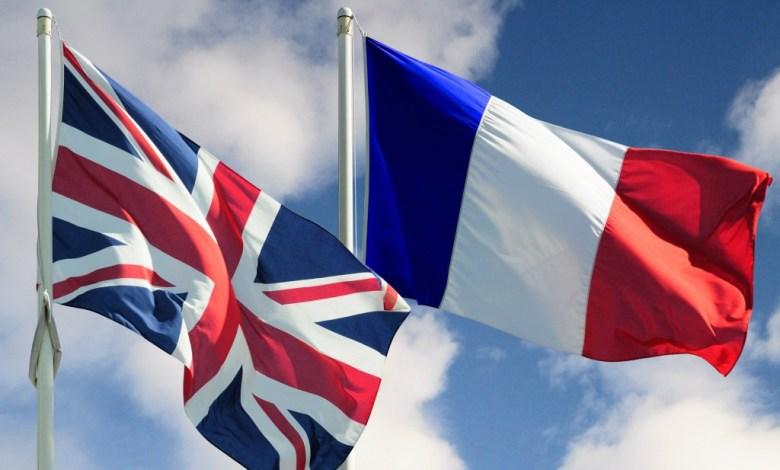 فرنسا بريطانيا