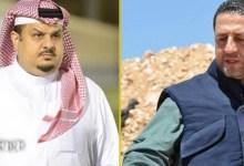 """صورة أمير سعودي يستـ.هزأ بفوز """"بشار الأسد"""" وسجال حـ.ـاد بينه وبين الشبيحة (تغريدات تويتر)"""