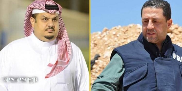 """1 1 - أمير سعودي يستـ.هزأ بفوز """"بشار الأسد"""" وسجال حـ.ـاد بينه وبين الشبيحة (تغريدات تويتر)"""