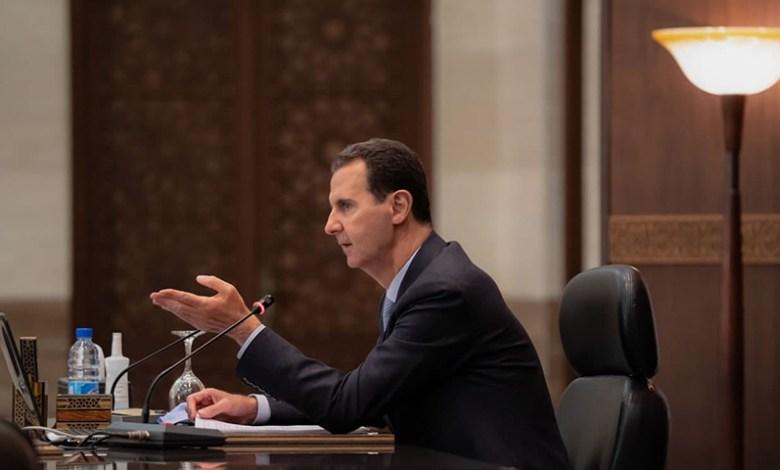 Untitled 1 24 - الأسد يصدر عفوًا يشمل مرتكـ.ـبي جرائـ.ـم المـ.ـخالفات والجـ.ـنايات ويستثني المعتـ.ـقلين