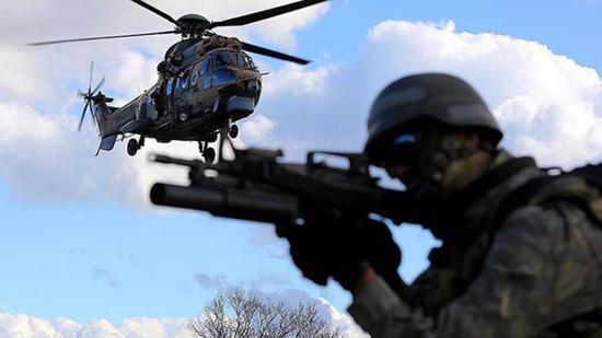 d42a78ca c263 4a6b a121 7867eec51fac J7YZR - الجـ.ـهود المشـ.ـتركة للقـ.ـوات المسـ.ـلحة التـ.ـركية وجهـ.ـاز المخـ.ـابرات الوطـ.ـني تأتي بثمارها في شمال العراق