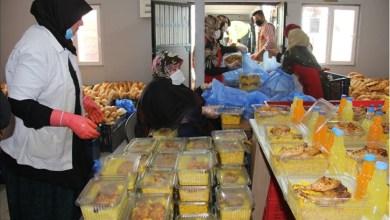 صورة شاهد.. جمعية تركية تبدأ بتوزيع إفطار يومي في هذه المنطقة