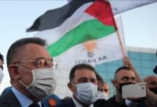 صورة موقف مشرف من نائب الرئيس التركي رجب طيب اردوغان بشأن القدس وتصريحات نـ.ـارية