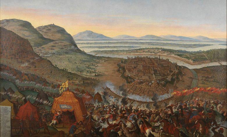 المقدس 780x470 1 - حين أنهـ.ـى العثمانيون تحالف أوروبا وحكموا نصف أراضيها وأحـ.ـرقوا موسكو!
