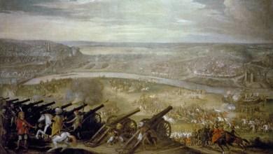 صورة هكذا حاصر العثمانيون فيينا قلب اوربا وهكذا انقذ الصفويين الاوربيين من الحصار