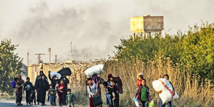 mmaqal 3 750x375 1 - تحـ.ـذيرات من انهـ.ـيار كامل إنسانياً واقتصادياً في الشمال السوري بعد قرار لمجلس الأمن الدولي
