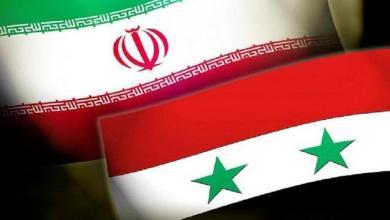 صورة شاهد.. إيران تأكد أنها بصـ.ـدد توقـ.ـيع اتفـ.ـاق شـ.ـامل مع الحكـ.ـومة السورية