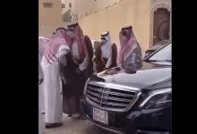 صورة ظهـ.ـور الأمير متـ.ـعب بن عبد الله وسط جمع أمـ.ـني في السعودية ما السـ.ـر وراء ذلك؟.. فيديو