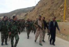 صورة منطقة سورية تتحدى ماهر الأسد والفرقة الرابعة تتحرك لأجل ذلك