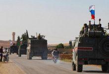 صورة بعد اعلان روسيا سيطرتها الكاملة في هذه المحافظة السورية.. دورية روسية تتعرض لهجوم مفاجئ(فيديو)