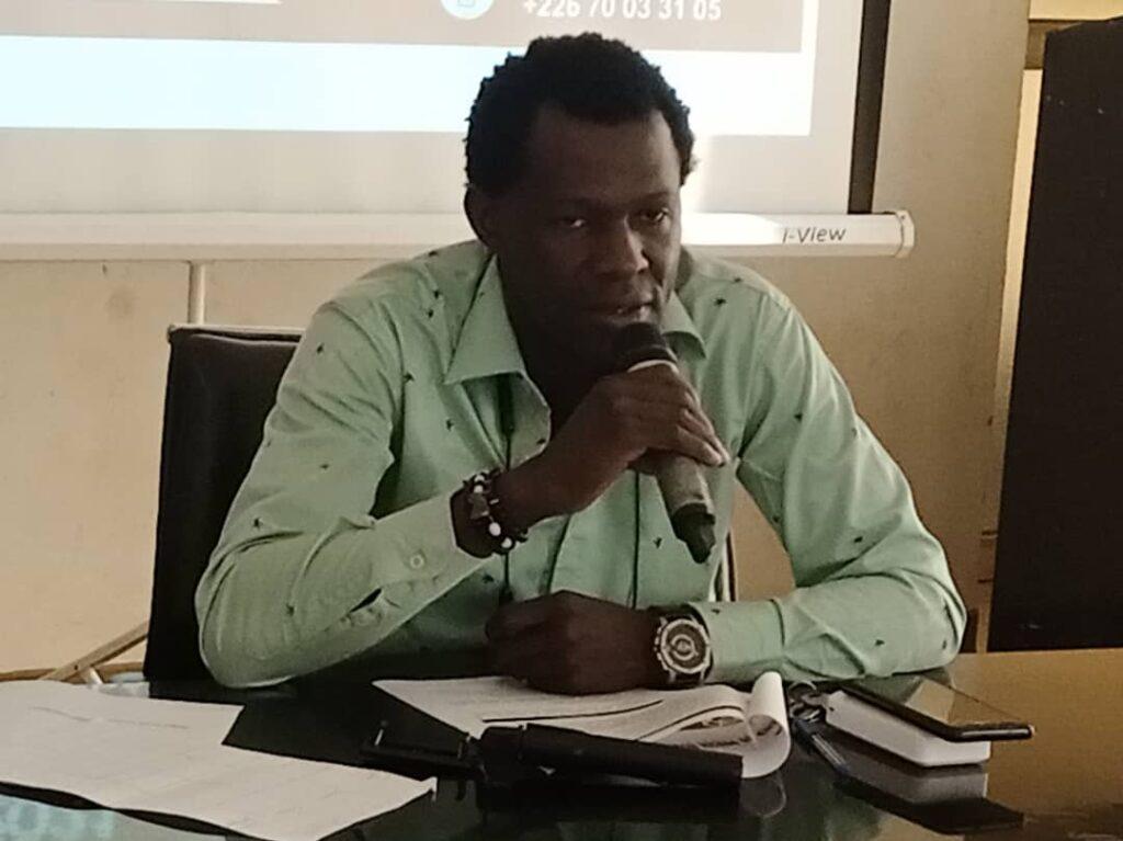 DIAKITE Kaba Alexandre, chargé de communication de BOBO LOLO