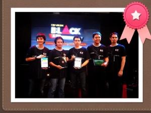 Pemenang BAC 2013 (sumber: blackxperience.com)